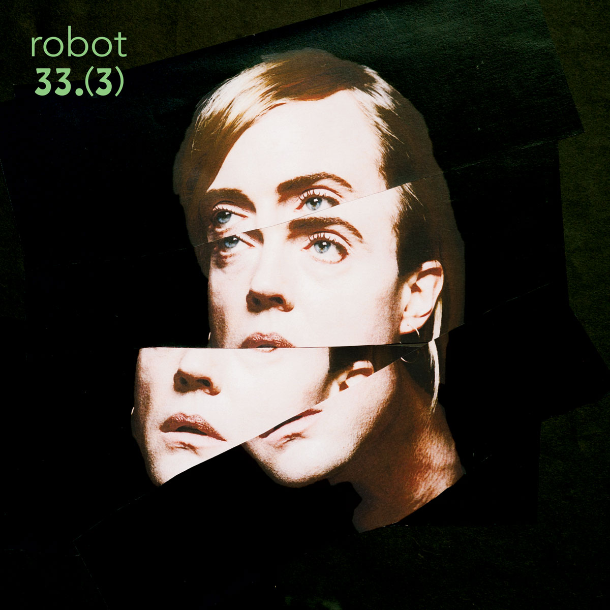 Robot 33.3 album cover