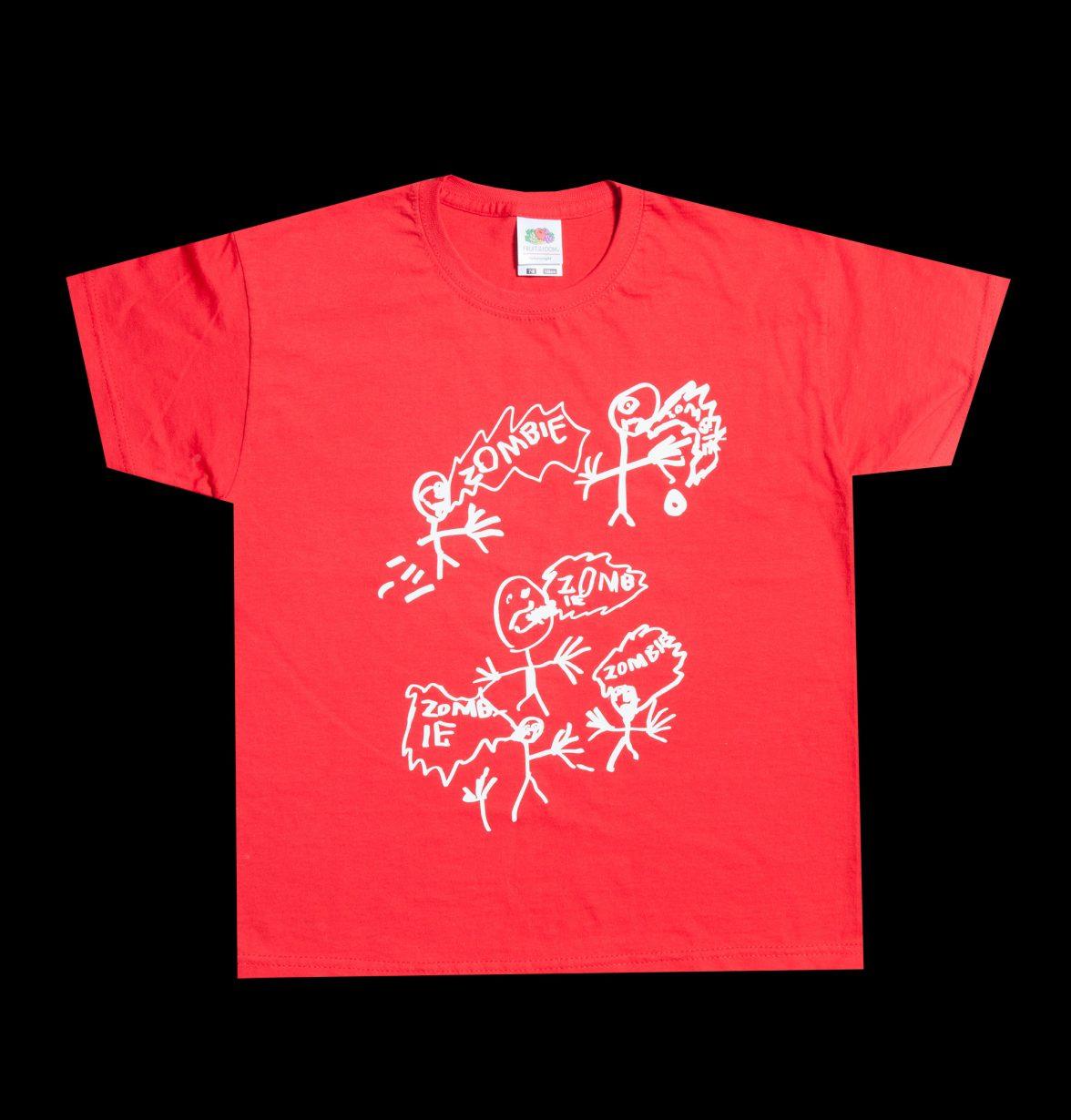 magasin en ligne 71462 05b4d TShirt Pool - Zombie T-Shirt